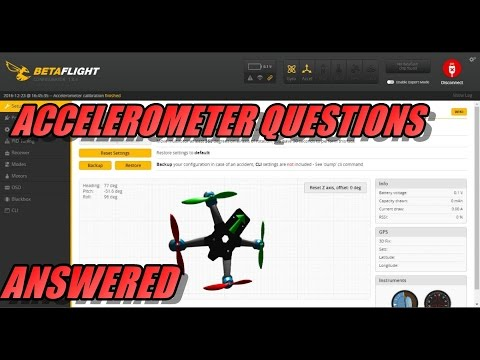 Answering Accelerometer Questions