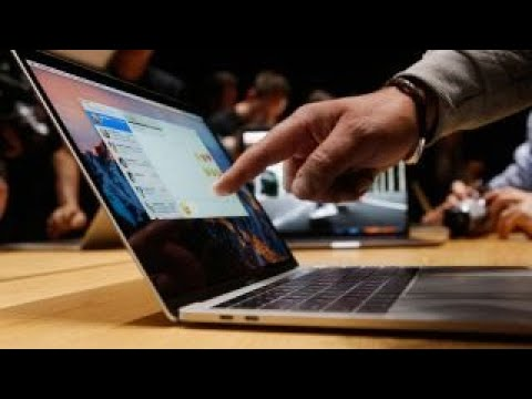 New features with Apple's laptops, but slower speeds?