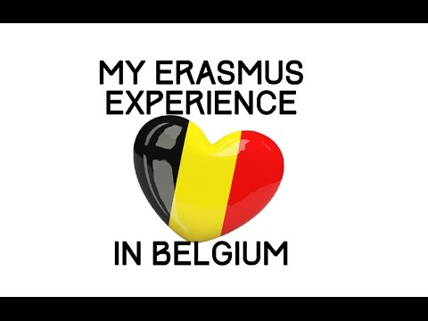 Erasmus Experience at Howest in Kortrijk - Belgium (English Version)