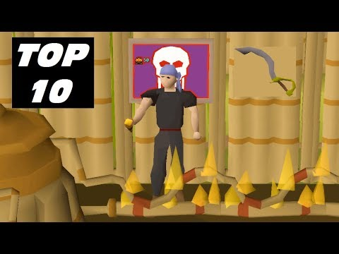 Top 10 DEAD Minigames In OSRS