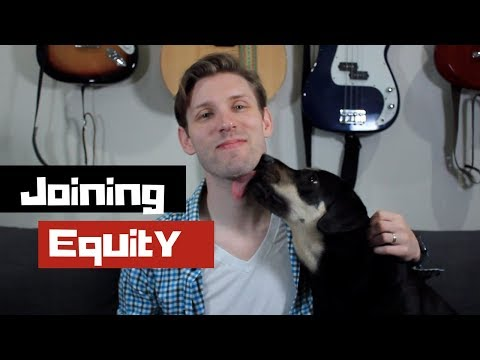 Joining Equity? - Aspiring Actor's Guide