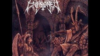 Enthroned Towards The Skullthrone of Satan Full Album