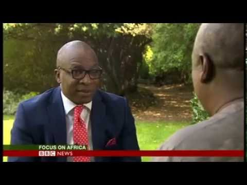 myghanalinks - BBC's Focus on Africa's Peter Okwoche looks back on his anti-corruption interview with Prez J. D. Mahama