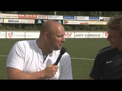 VRTV: Stanley Husen en Bob Vermunt over de Topklasse derby Barendrecht-Capelle