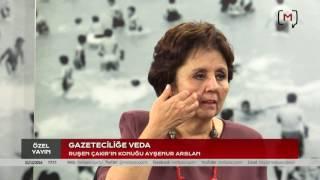 Ayşenur Arslan gazeteciliğe vedasını anlattı