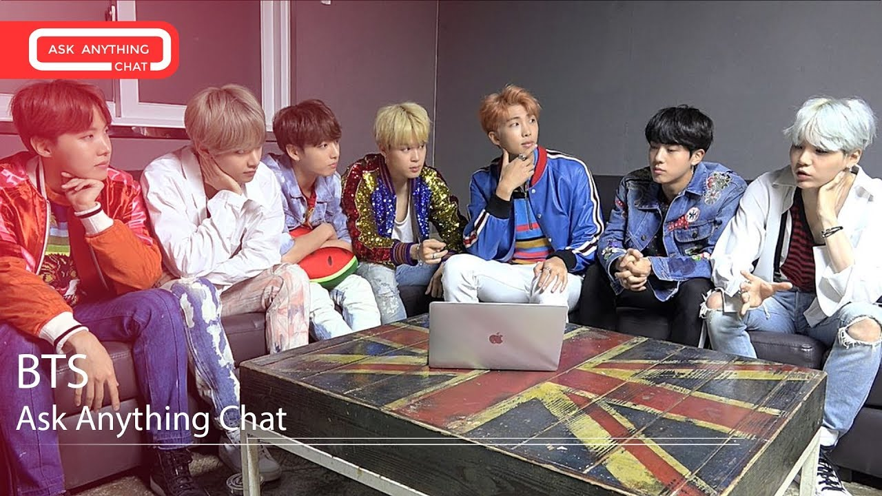 BTS Tell Us The Best Apps On Their Phones Right Now