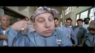 Austin Powers in Goldmember- Dr Evil Jail Rap Hard Knock Life HD