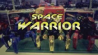 Р/У боевой робот-паук Space Warrior (Keye Toys) обзор