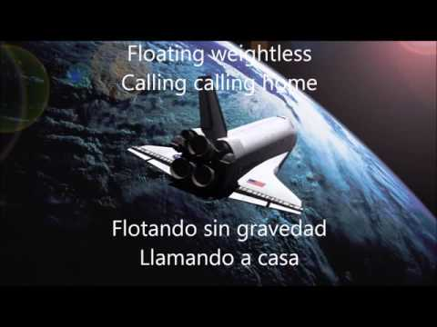 Shiny Toy Guns / Major Tom (Lyrics- Letra) Subtitulado Español- Ingles