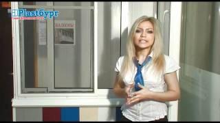 видео Как остеклить балкон алюминиевым профилем