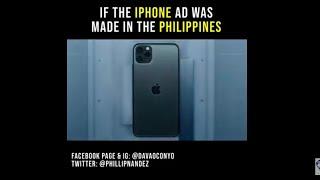 Iphone 11pro max ad | davao conyo | laughtrip