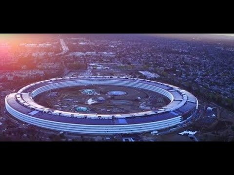 Apple Park Official Video Released By Apple