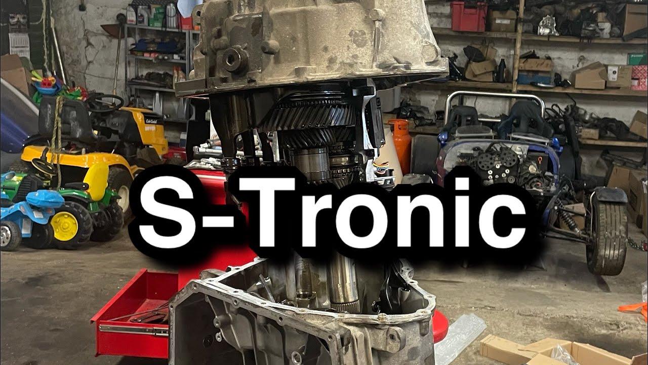 Räägin Audi S-tronic DL501 DSG 0B5 käigukasti hingeelust