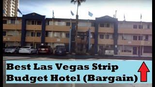 The Best Budget Hotel in Las Vegas - Cheap Vegas Hotel