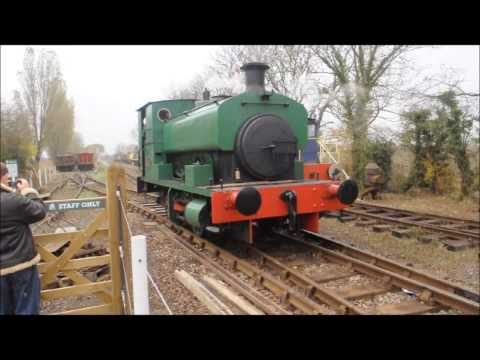 Cottesmore Industrial Railway Centre (Rocks by Rail)