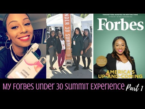 My Forbes Under 30 Experience: Part 1 l The Journey Continues