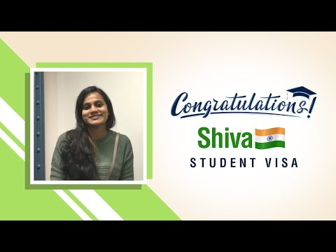 IANZ Client Success Stories | Shiva | Granted Student Visa