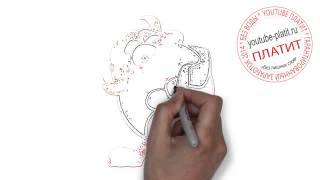 Смешарики пингвин ПИН смотреть видео  Как правильно нарисовать пингвина из смешариков карандашом(Смешарики. Как правильно нарисовать смешарика ПИН поэтапно. На самом деле легко и просто http://youtu.be/OF50HAYXUJY..., 2014-09-11T03:31:35.000Z)