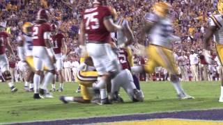 RAW HIGHLIGHTS: Alabama vs. LSU