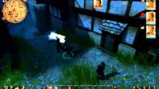 Drakensang: The River of Time Gameplay