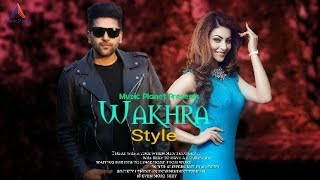 Wakhra Style: Guru Randawa |Urvashi Rautela| Full Video | Muzic Planet Presents