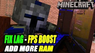 Minecraft How To All๐cate More Ram (1.14 Any Version) Tutorial