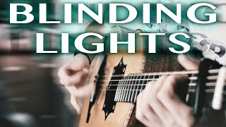 The Weeknd - Blinding Lights⎥Eiro Nareth Fingerstyle Guitar Cover видео