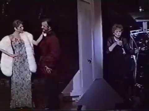 """GWEN VERDON Final Stage Appearance - """"Sweet Charity"""" Benefit"""