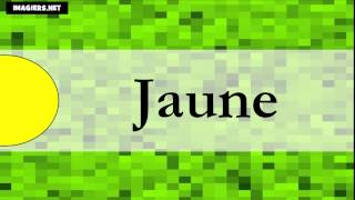 儿童法语课 #  顏色 # 颜色