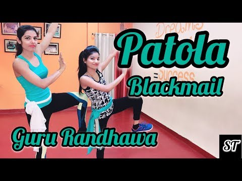 Patola Song | Blackmail | Irrfan Khan & Kirti Kulhari | Guru Randhawa|Dance Cover| Shalu Tyagi thumbnail