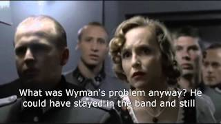 Hitler learns Mick Taylor has not been invited on the Stones tour