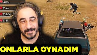 GEÇEN VİDEODA BENİ VURAN TAKIMLA OYNADIM !!!
