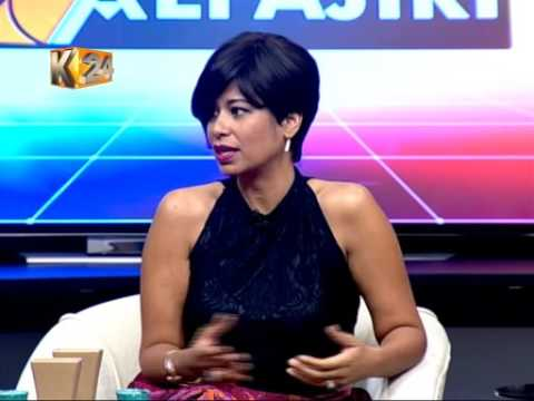 #K24lfajiri  : Up Close and Personal with Julie Gichuru
