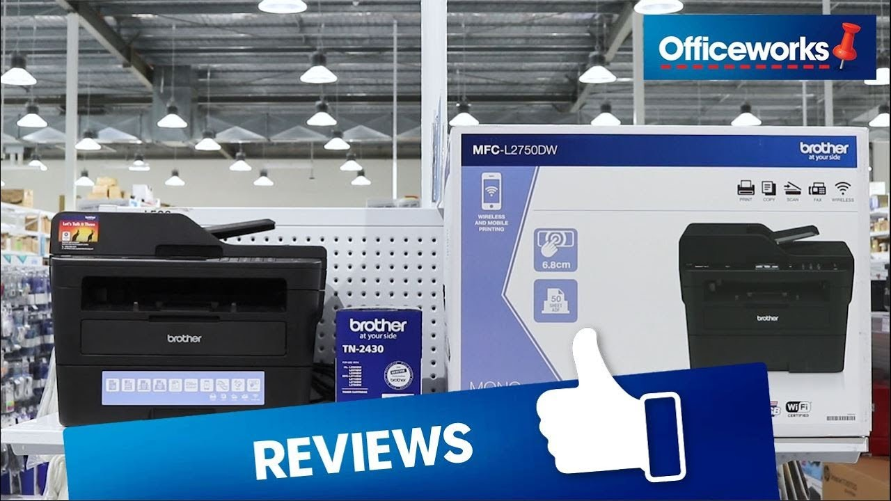 Brother Mono Laser MFC Printer MFC-L2750DW