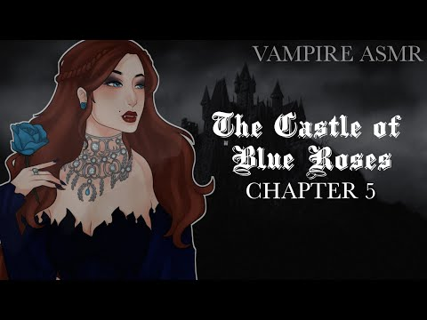 ASMR Vampire Roleplay: Late Nights in the Library (Chapter 5)