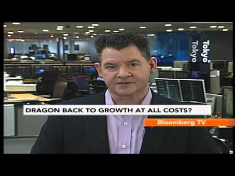 In Business- China Sets 2014 Growth Target At 7.5%