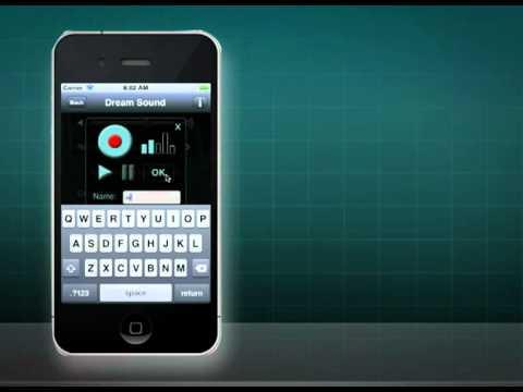 DreamZ - Lucid dreams iPhone app