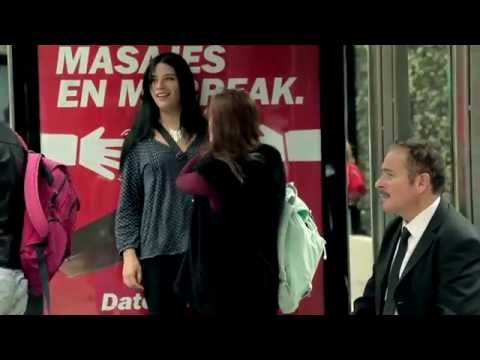 Have a Massage(billboard), Have a KitKat   JCDecaux Colombia