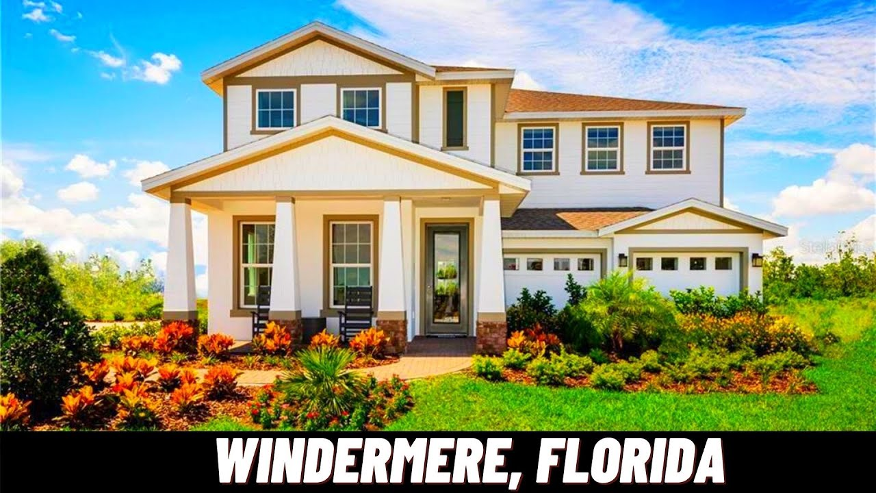 NEW HOMES IN SANCTUARY, WINDERMERE | ROCHELLE Model | Jones Group Real Estate