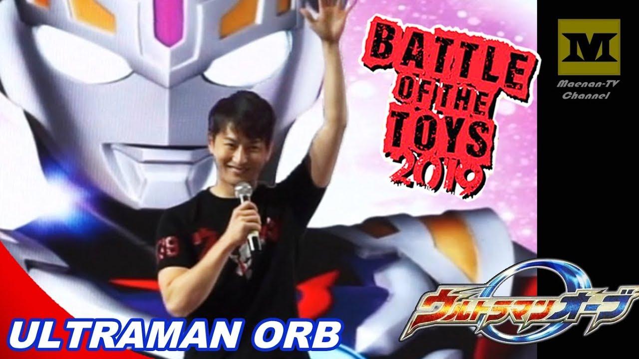 Ultraman Orb Di Indonesia Hideo Ishiguro Stage Show