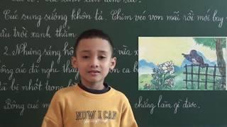 Tiếng Việt lớp 2 [Tập đọc] - Chim sơn ca và bông cúc trắng