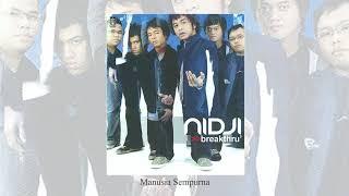 Video NIDJI - Manusia Sempurna (Official Audio) download MP3, 3GP, MP4, WEBM, AVI, FLV Oktober 2018
