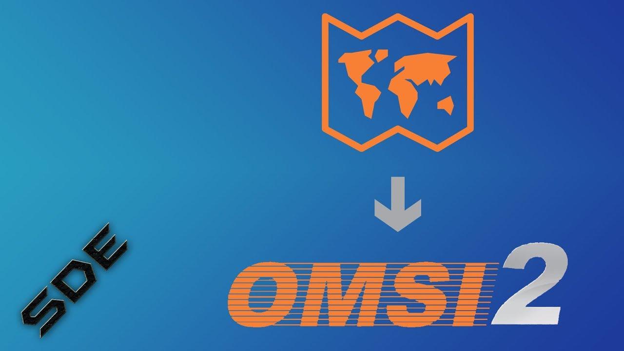OMSI 2 Maps einfügen / installieren