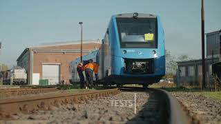 Coradia iLint: getting ready for commercial service