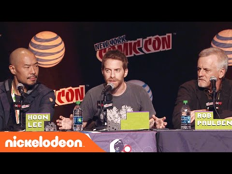 Teenage Mutant Ninja Turtles | 2015 New York Comic Con Panel | Nick