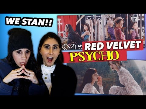 Red Velvet 'Psycho' MV Reaction For Gay Science 🌈 (레드벨벳)