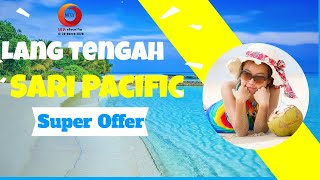 Special Offer - Sari Pacifica Lang Tengah Resort at MITA eTRAVEL FAIR