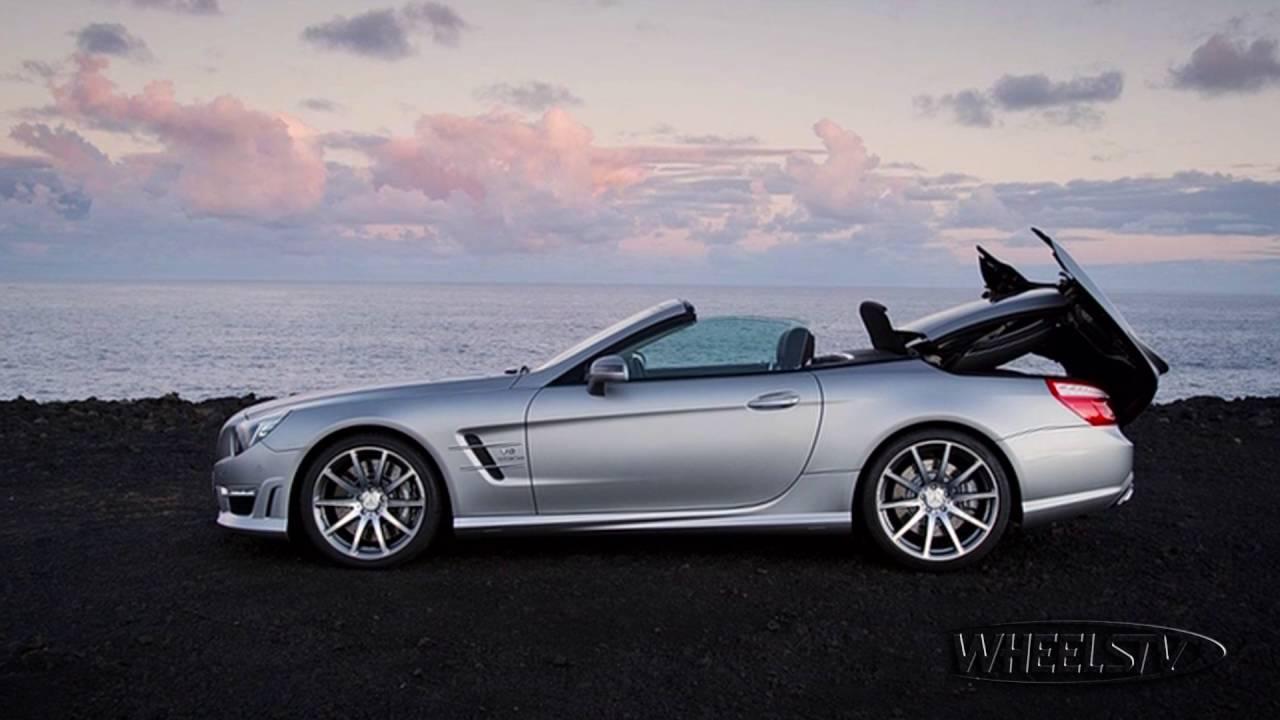 Best Luxury Convertible 2016 Mercedes Benz Sl63 Amg
