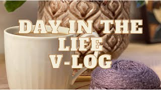 Day in the life v-log. August …