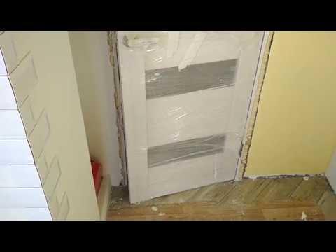 Что сделать чтобы дверь не закрывалась сама